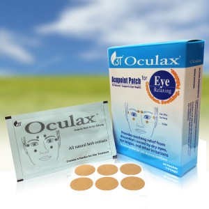 Oculax Acupoint Patch